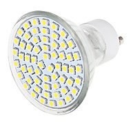 cheap -YWXLIGHT® 570 lm GU10 LED Spotlight 1 leds SMD 3528 Warm White Natural White AC 220-240V