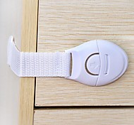cheap -Cabinet Lock & Strap Plastic For Safety All Ages Baby