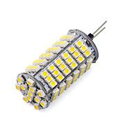 Недорогие -G4 LED лампы типа Корн T 102 светодиоды SMD 3528 Тёплый белый Холодный белый 1200lm 2800-3500/6000-6500K DC 12V