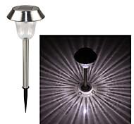 Недорогие -Прохладный белый - Светодиоды на солнечной батарее - Работает от солнечной энергии - 0.5 - (W) - (Водонепроницаемый/Перезаряжаемый)