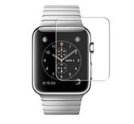 Недорогие -2 шт 38 мм алмазные светит экран протектор с анти-пузырь& анти-отпечатков пальцев для Apple Наблюдать (0,3 мм)