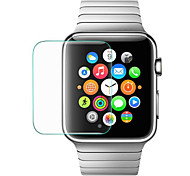High Transparent Screen Protector with Cleaning Cloth for Apple Watch 3 Series 2 1 IWATCH 42mm