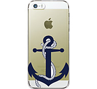Anchor Design Hard Case for iPhone 7 7 Plus 6s 6 Plus SE 5s 5 4s 4