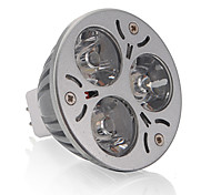 GU5.3 3 W 3High Power LED 250 LM 3000-3200 K Warm White MR16 Spot Lights DC 12 V