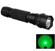 WF-501B Linternas LED Linternas de Mano LED 240 lm 1 Modo Cree XR-E Q5 Empuñadura Anti Deslice para Camping/Senderismo/Cuevas Caza No