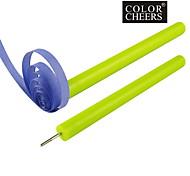 3pcs caneta volume de papel quilling ferramentas de bricolage (cor aleatória)