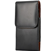 Turtleback Vertical  Leather Holster Case Pouch for Apple IPhone6/6S (Black)
