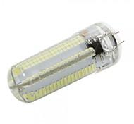 Недорогие -10W G4 LED лампы типа Корн T 152 SMD 3014 1000 lm Тёплый белый / Холодный белый Регулируемая AC 220-240 / AC 110-130 V 1 шт.