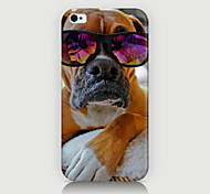 Fashion Dog Pattern Case Back Cover for Phone4/4S Case