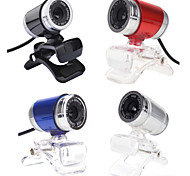 2015 New 12M 2.0 HD Webcam Camera Web Cam Digital Video Web camera with MIC for Computer PC Laptop