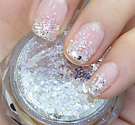 cheap -1pcs Glitter & Poudre Powder Sequins Abstract Fashion High Quality Daily