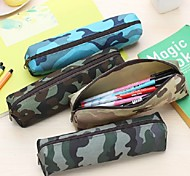 The Large Capacity Pen Bag Camouflage Fashion