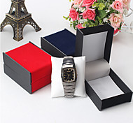 cheap -Jewelry Boxes - Fashion Black, Red, Blue 9.7 cm 7.3 cm 5.5 cm / Women's / Men's