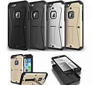 три анти-с подставкой защитной гильзы для iphone6 плюс