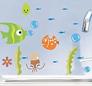 cheap -Stickers Toilet / Bathtub / Shower / Medicine Cabinets Plastic Multi-function / Eco-Friendly / Travel / Cartoon / Gift