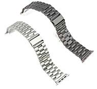 Недорогие -Ремешок для часов для Apple Watch Series 3 / 2 / 1 Apple Бабочка Пряжка Металл Повязка на запястье