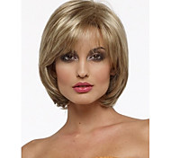 New Wig Heat Resistant Cosplay Short Auburn Mix Straight Fashion BOB Hair Wig