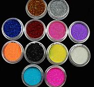 36 Manucure Dé oration strass Perles Maquillage cosmétique Nail Art Design