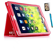 PU Leather Envelope Cases Folio Cases For iPad mini1/2/3/4 Thin Shell+ Free Screensaver + Touch Screen Pen