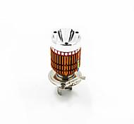 coches y motos / coches luces tipo led bombillas h4 / h4 tipo con luces estroboscópicas de color condujo configuración rápida