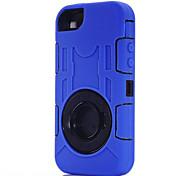 Недорогие -Кейс для Назначение Apple iPhone 8 iPhone 8 Plus Кейс для iPhone 5 iPhone 6 iPhone 6 Plus iPhone 7 Plus iPhone 7 Защита от влаги Защита
