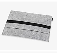 cheap -11,13,15 inch Wool Felt Inner Notebook Laptop Sleeve Bag Case for Macbook Air/Pro/Retina Samsung HP Dell