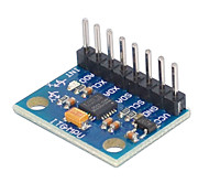 The Latest Mpu 6050 6000 3V~5V 6 Axis Gyro Accelerometer Module