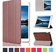 Недорогие -Кейс для Назначение iPad Mini 4 iPad Mini 3/2/1 iPad 4/3/2 iPad Air 2 iPad Air Бумажник для карт со стендом Чехол Пейзаж Кожа PU для iPad