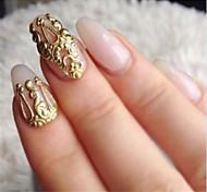 Недорогие -10pcs 3d полые искусства искусства ногтя искусства ювелирных изделий искусства ногтя искусства ногтя украшения