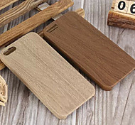 For iPhone X iPhone 8 iPhone 8 Plus iPhone 5 Case Case Cover Pattern Back Cover Case Wood Grain Soft TPU for iPhone X iPhone 8 Plus
