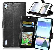 cheap -Case For Huawei Honor 4X Huawei Y550 Huawei G7 Huawei P8 Huawei Huawei P7 Huawei P8 Lite Huawei Honor 6 Plus P8 Lite P8 Huawei Case Card