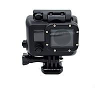 защитный футляр Шурупы Водонепроницаемые кейсы Кейс Монтаж Водонепроницаемый Для Экшн камера Gopro 4 Gopro 3 Gopro 3+