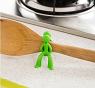 Support For Pour Ustensiles de cuisine Silikon Creative Kitchen Gadget