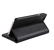 Недорогие -роскошный образец с цвет светло-поверхность ПУ кожаный чехол для всего тела с магнитным оснастке и слотом для карт iphone 6 плюс