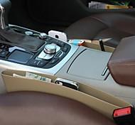 baratos -caixa de multi-função de armazenamento lado nicho carro (cor aleatória 2 peças de conjunto)