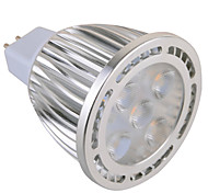 cheap -YWXLIGHT® 7W 630 lm GU5.3(MR16) LED Spotlight MR16 5 leds SMD Decorative Warm White Cold White AC 12V AC 85-265V