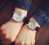 Hollow Analog Quartz Wrist Watch Women Strap Watch Student Watch Couple  Watch(Assorted Colors) Cool Watches Unique Watches Fashion Watch