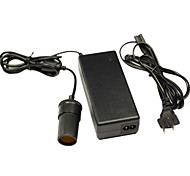 DearRoad US 8A 96W 110V-220V AC Wall Power to 12V DC Car Cigarette Lighter Adapter Inverter