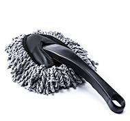 Недорогие -Автомобиль очистки тряпкой грязь пыль чистой щеткой от пыли инструмент СС серый