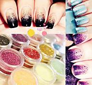 Недорогие -12 Украшения для ногтей Классика Панк Повседневные Классика Панк Высокое качество