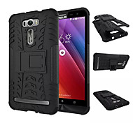 cheap -Case For Asus Asus Case Shockproof with Stand Back Cover Armor Hard PC for