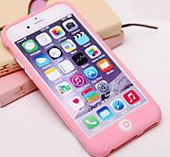 Недорогие -новый смарт-горох силиконовый материал все включено сенсорный телефон аргументы за Iphone 6с 6 плюс