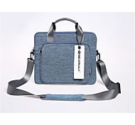 "abordables -11,6 bolsa de paquete de archivos bolsa de ordenador portátil solo hombro maletín ocio ""13.3"" 15.4 ""mochila universal para macbook"