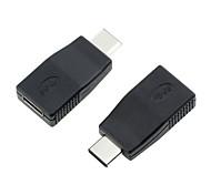 USB3.1 Adapter Type-C M/F Extender Converter Adapter