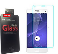 Недорогие -Защитная плёнка для экрана Sony для Sony Xperia Z3 Закаленное стекло 1 ед. HD