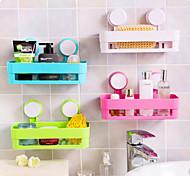 Хранение косметики Ванна / Для душа Пластик Многофункциональный / Аксессуар для хранения