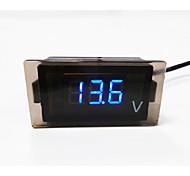 cheap -Motorcycle / Car LED Digital Voltmeter