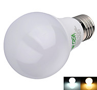 cheap -YWXLIGHT® 600 lm E26/E27 LED Globe Bulbs A60(A19) 16 leds SMD 2835 Decorative Warm White Cold White AC 100-240V