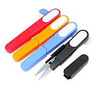 Недорогие -1 штук Рыбалка Инструменты Ножи и ножницы для лески Жесткие пластиковые Многофункциональный Обычная рыбалка
