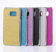 Fashion Shiny Bling Metal Plating Style For Samsung Galaxy S7/S7 Edge/S6 edge plus/s6 edge/s6